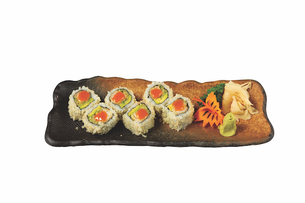 92 - EBI TEN SPICY ROLL