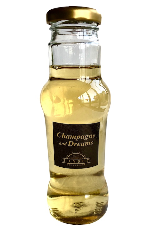 CHAMPAGNE AND DREAMS (ADD CHAMPAGNE)